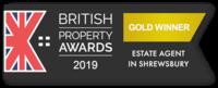 British Property Awards 2019 Gold Winner